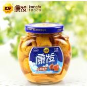 康发山楂罐头288g厂家直销 外贸出口食品