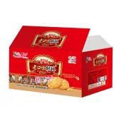 青援老口味桃酥饼干八盒