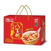 青援桂圆莲子八宝粥10罐礼盒