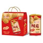 青援猴菇八宝粥礼盒8罐装