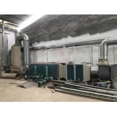 光氧催化废气净化成套设备与方案