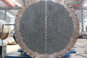 东岳换热器、换热器配件、金属密封垫换热